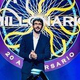 Juanra Bonet presenta '¿Quién quiere ser millonario?'