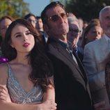 Nina, Ferro y Lara en el 2x01 de 'Vivir sin permiso'