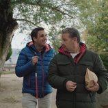 Eric junto a Alberto Chicote en 'Auténticos'