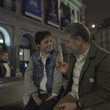 Héctor conversa con Chicote en 'Auténticos'