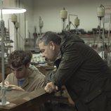 José Manuel  junto a Alberto Chicote, en 'Auténticos'
