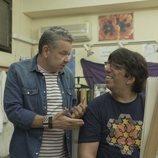 Juan Antonio y Alberto Chicote en 'Auténticos'