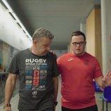 Roberto camina junto a Chicote en 'Auténticos'