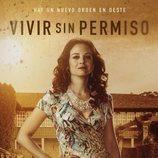 Leonor Watling es Berta Moliner en 'Vivir sin permiso'