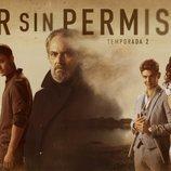 Elenco de la temporada final de 'Vivir sin permiso'