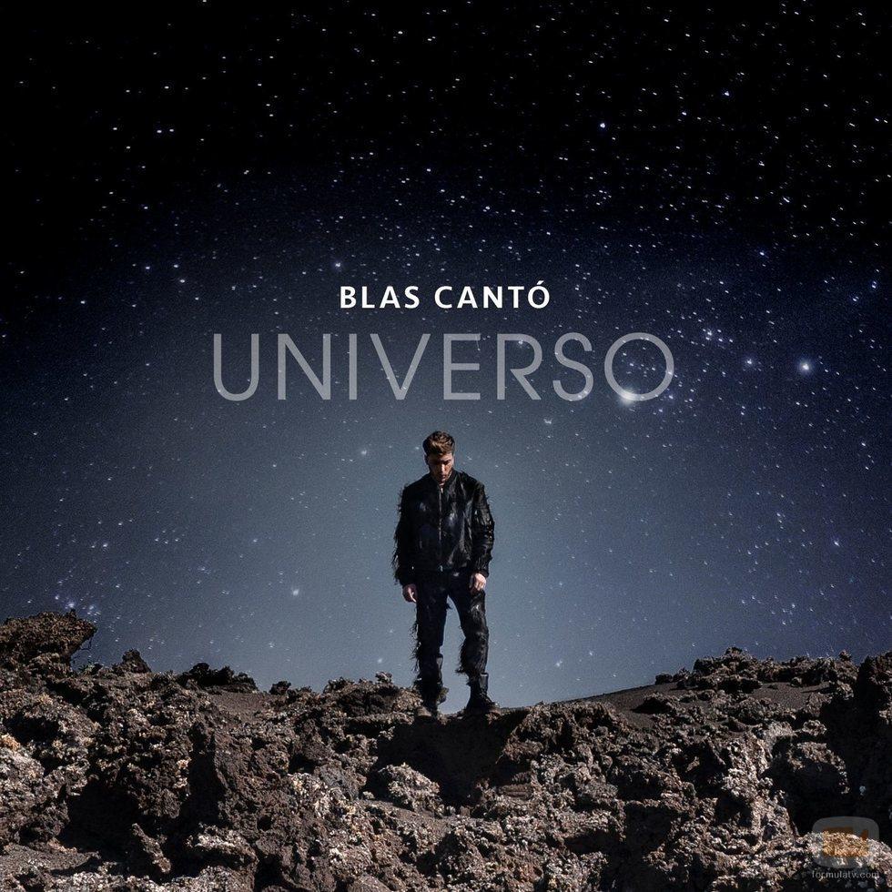 """Portada de """"Universo"""", la canción de Blas Cantó para Eurovisión 2020"""