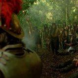 Un grupo de indígenas, en 'Inés del alma mía'