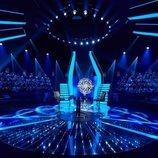 El plató de '¿Quién quiere ser millonario?' en Antena 3