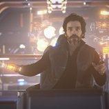 Santiago Cabrera es Rios en 'Star Trek: Picard'