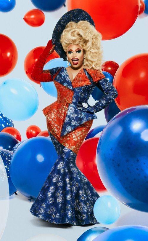 Brita, concursante de 'RuPaul's Drag Race 12'