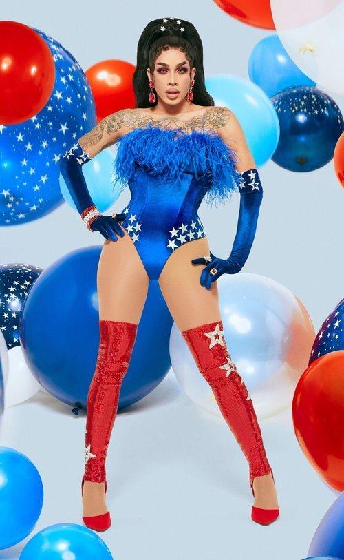 Dahlia Sin, concursante de 'RuPaul's Drag Race 12'