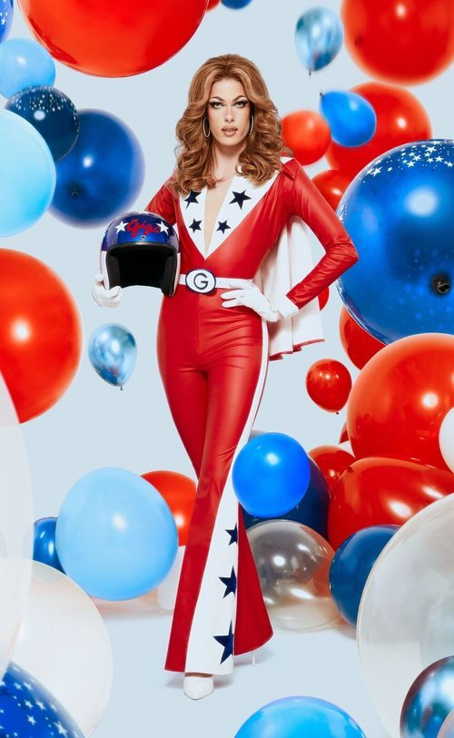 Gigi Goode, concursante de 'RuPaul's Drag Race 12'