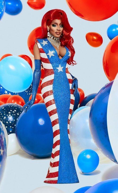 Jaida Essence Hall, concursante de 'RuPaul's Drag Race 12'