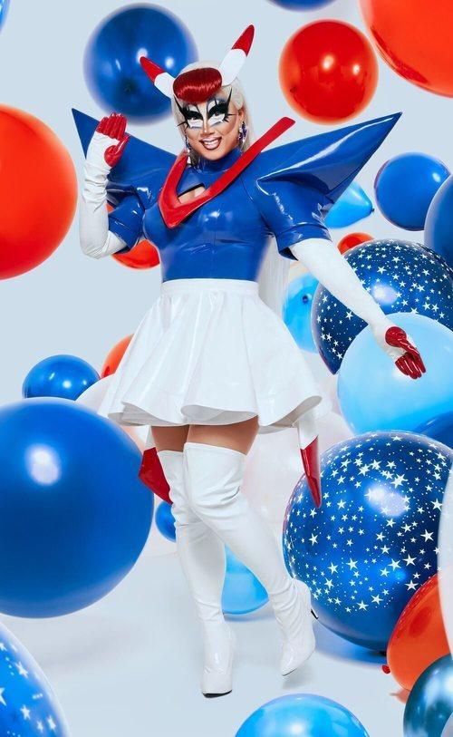 Rock M. Sakura, concursante de 'RuPaul's Drag Race 12'