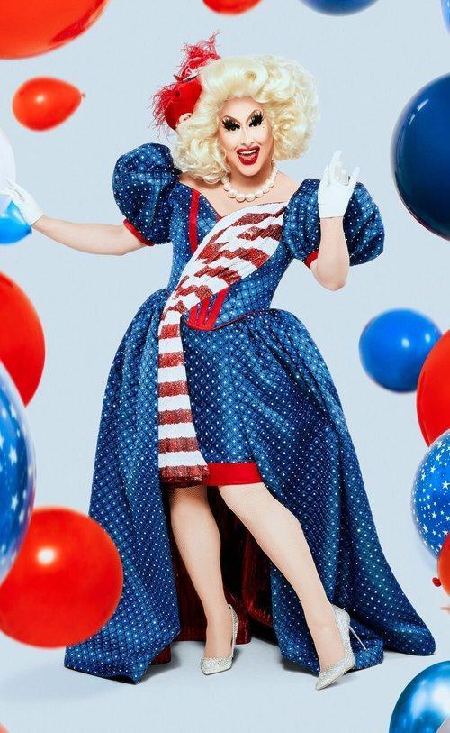 Sherry Pie, concursante de 'RuPaul's Drag Race 12'