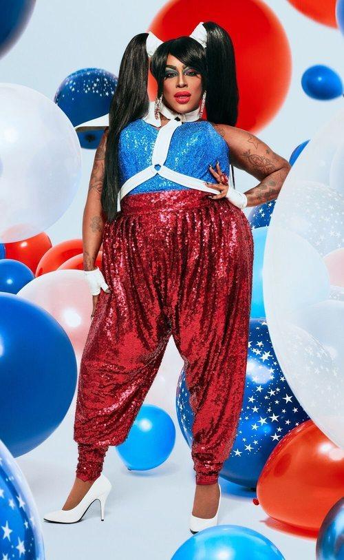 Widow Von'Du, concursante de 'RuPaul's Drag Race 12'