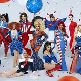 Todas las reinas de 'RuPaul's Drag Race 12'
