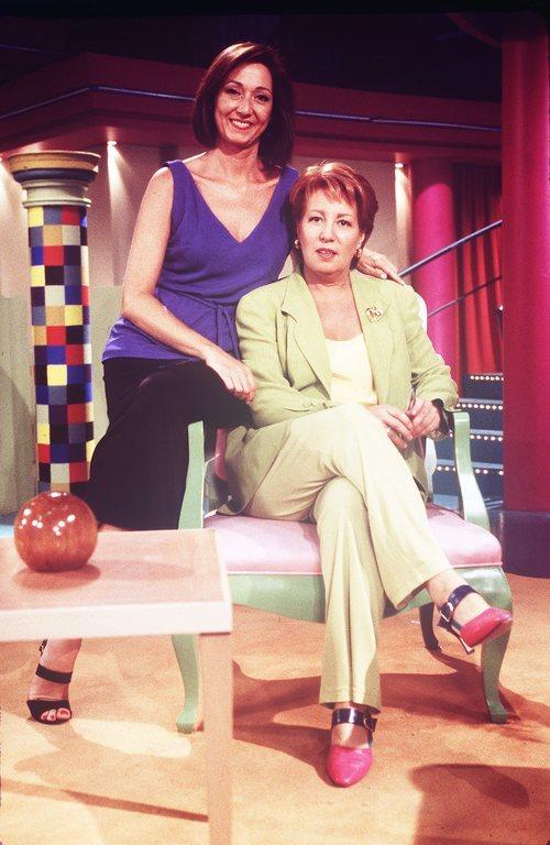 Ana Rosa Quintana y Rosa Villacastín, presentadoras de 'Extra Rosa'