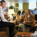 Jane Lynch en 'Mentes criminales'