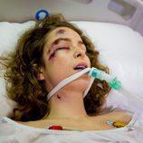 Silvia Abascal hospitalizada en 'Acusados'