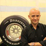 Antonio Lobato presenta la Fórmula 1 en laSexta