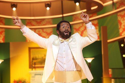 El Monaguillo es Bobby McFerrin en la Gala 3 de 'Tu cara me suena 8'