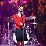 Nerea Rodríguez hace de Presuntos implicados en la Gala 3 de 'Tu cara me suena 8'