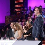 El jurado de 'Tu cara me suena 8' en la Gala 3