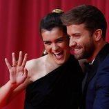 Amaia Romero y Pablo Alborán en los Premios Goya 2020