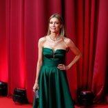Nicole Kimpel posa en la alfombra roja de los Premios Goya 2020