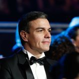 Pedro Sánchez en la gala de los Premios Goya 2020