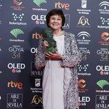 Julieta Serrano son su Premio Goya 2020 a Mejor Actriz de Reparto