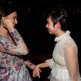 Penélope Cruz y Greta Fernández en los Premios Goya 2020