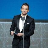 Alejandro Amenábar en la gala de los Premios Goya 2020