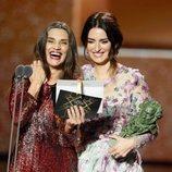 Ángela Molina y Penélope Cruz en los Premios Goya 2020