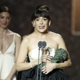 Belén Cuesta, emocionada con su Premio Goya 2020