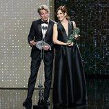 Ernesto Alterio y Malena Alterio en los Premios Goya 2020