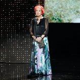 Rosa María Calaf en los Premios Goya 2020