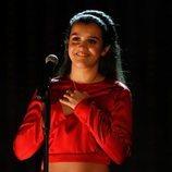 Amaia, emocionada tras el homenaje a Pepa Flores en la gala de los Premios Goya 2020