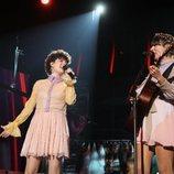 Anne y Maialen cantan juntas en la Gala 2 de 'OT 2020'