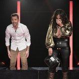Hugo Castejón es expulsado frente a Anabel Pantoja en la Gala 3 en 'El tiempo del descuento'