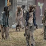 Los caminantes de 'The Walking Dead: World Beyond'
