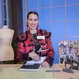 Laura, aprendiz de 'Maestros de la costura 3'