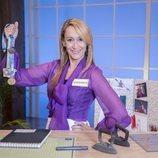 Margarita, aprendiz de 'Maestros de la costura 3'