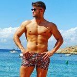 Un seductor Ismael Nicolás ('La isla de las tentaciones'), sin camiseta