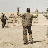 Toni Alcántara, en la Guerra del Golfo en el capítulo 20x15 de 'Cuéntame cómo pasó'