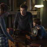 Kinsey, Tyler y Bode se reúnen en 'Locke & Key'