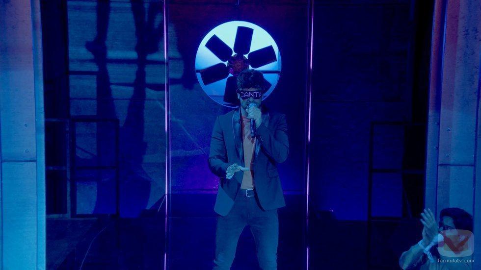 Ricky Merino, presentador de '¡A cantar!'