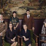 La familia protagonista de 'Alguien tiene que morir'