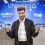 """Blas Cantó presenta """"Universo"""" antes de Eurovisión 2020"""